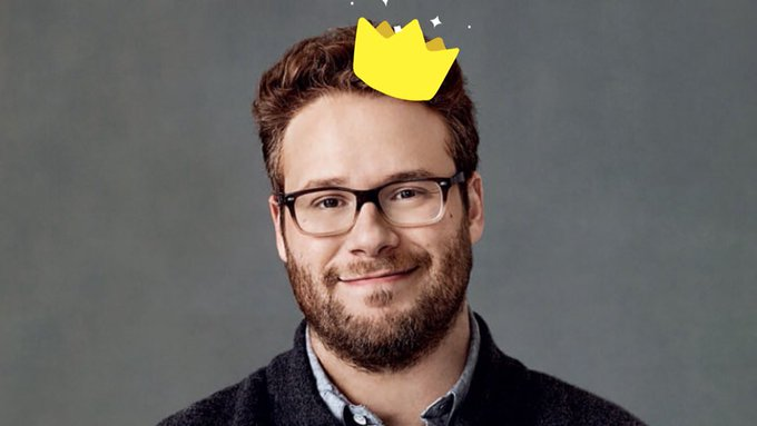 Happy birthday to Seth Rogen!