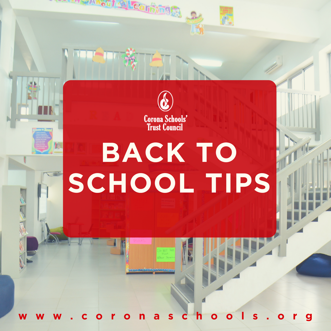 As we expect our pupils back on Wednesday the 18th of April 2018, here are some tips for getting them ready: 1. Re-introduce a Bedtime Routine which should start now, if not in place already.#back2school #schoolroutines #newtermgoals Tips Credit:  Coronaschool_vi<br>http://pic.twitter.com/nVjx2xc5M1