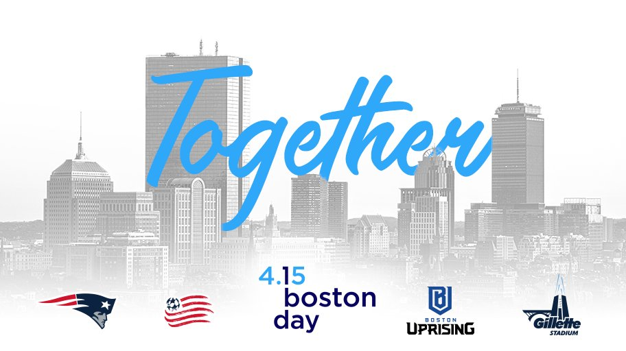 Together. Today & every day.  #OneBostonDay https://t.co/3bdpyXQJIj