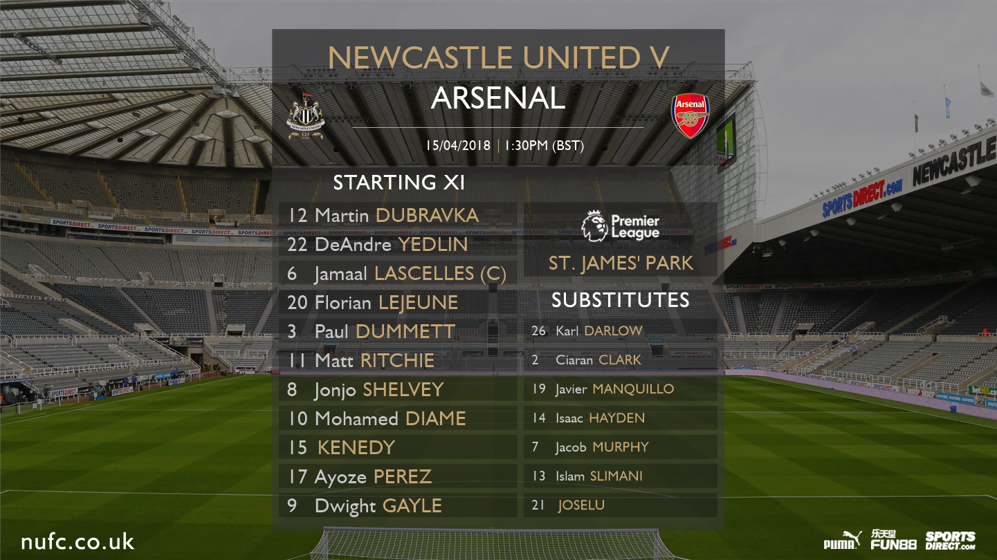Newcastle - Arsenal 2:1 Da0bxeqX0AAYNsf