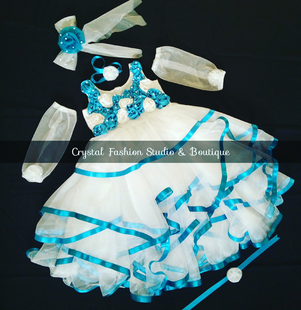 Crystal Fashion Studio Boutique On Twitter Design For Little Princess 1st Birthday Outfit Frozen Princess Happy Client Partywear Gown Littledoll Crystal Crystalfashion Designer Khushbu Raval Design By Crystal Fashion