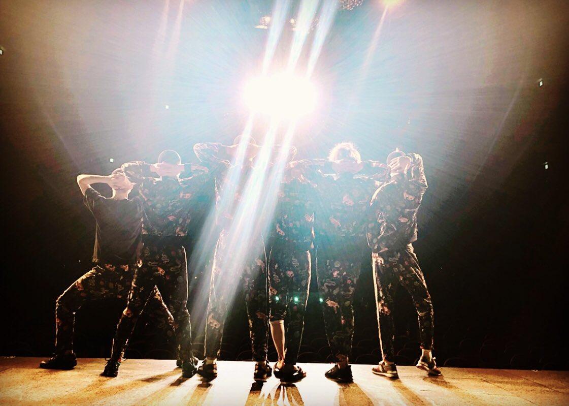 次は東京凱旋。  #梅田芸術劇場 #setupbrothers