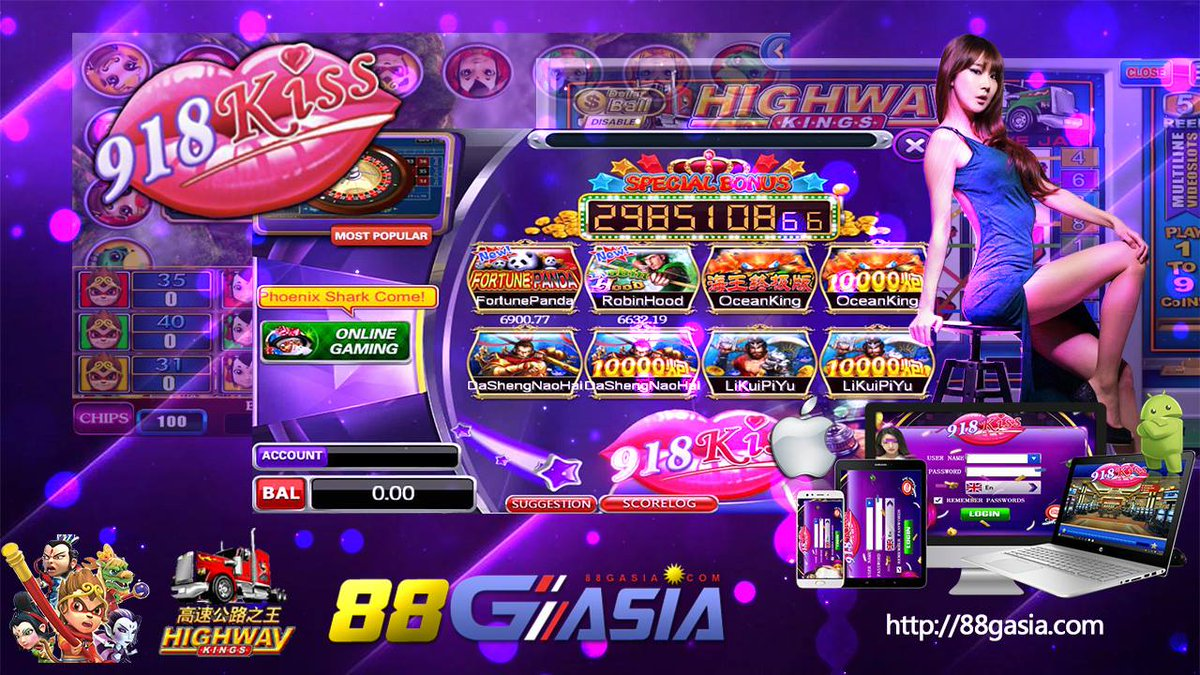 "918KISS Group on Twitter: ""#scr888 #scr #918kiss #slotgame #slot  #slotmalaysia #bigwin #megawin #slotmachines #onlinecasino #casinomalaysia  #onlinecasinomalaysia 918KISS 88Gasia : Professional Online B3tting Website  in Malaysia Welcome Bonus RM50 free ..."