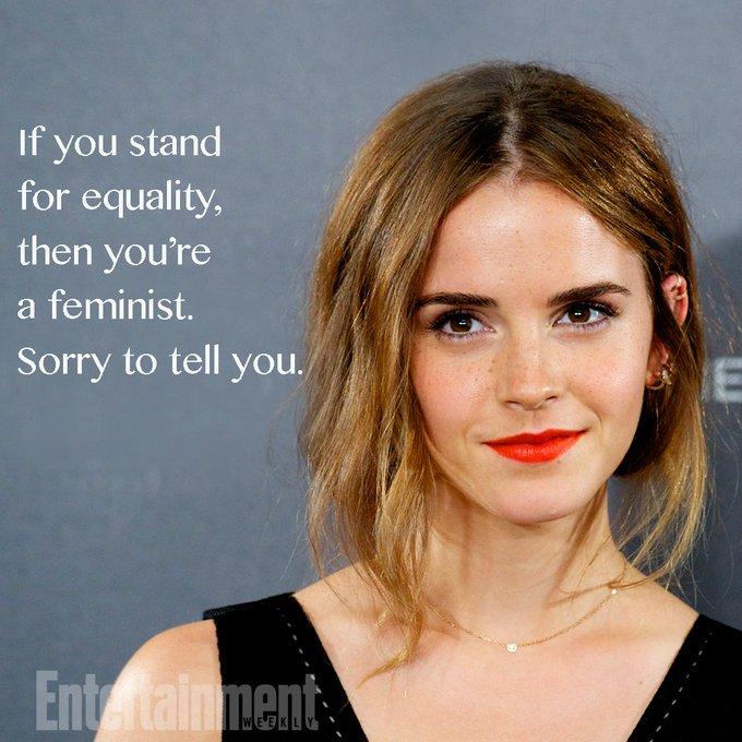 Happy Birthday to two of my favorite Emmas: Emma Watson & Emma Thompson.