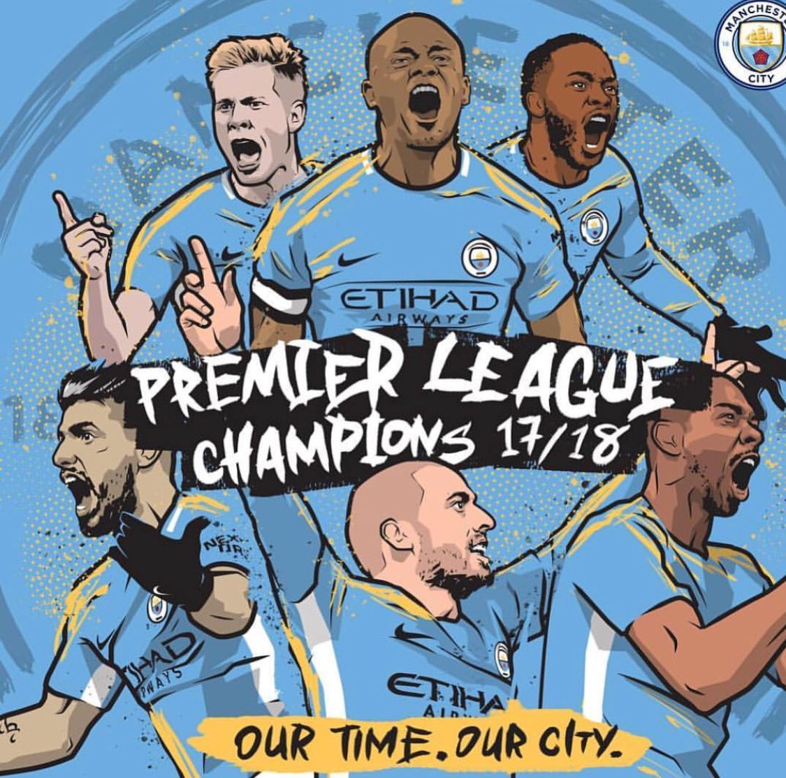 Unbelievable season for us. Very happy to call us champions this year https://t.co/Ulvw5zQyaa