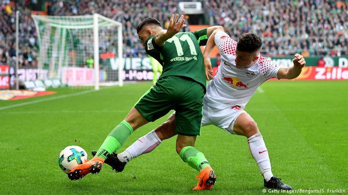 Video: Werder Bremen vs RB Leipzig