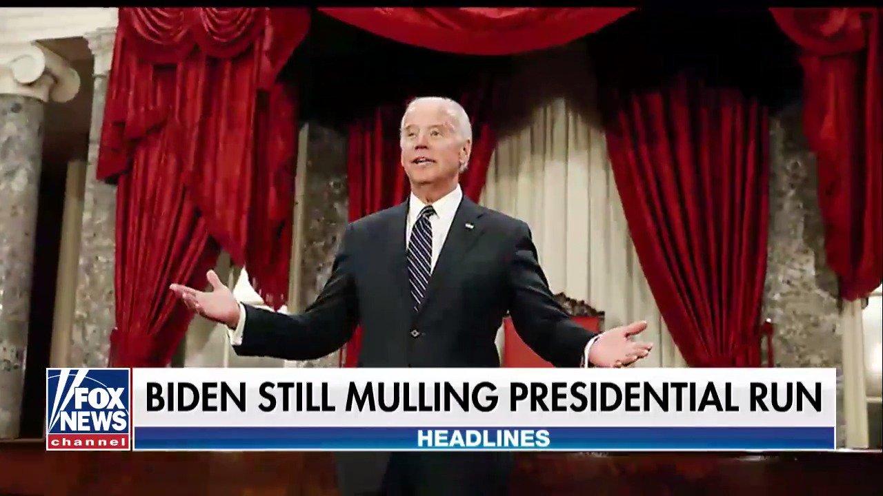 .@JoeBiden still mulling presidential run. https://t.co/Or8ZEbx8iz