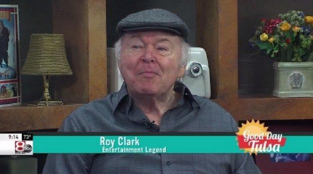 Happy birthday to music legend Roy Clark!