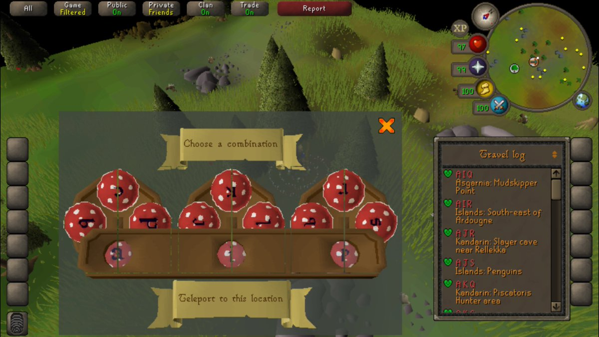 runescape how to use fairy rings