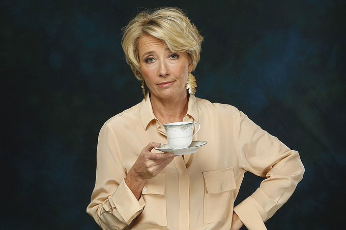 Happy Birthday also to Emma Thompson, who portrayed Professor Trelawney in the movies!