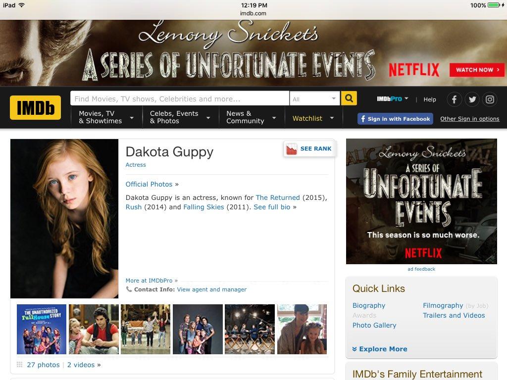 Guppy imdb