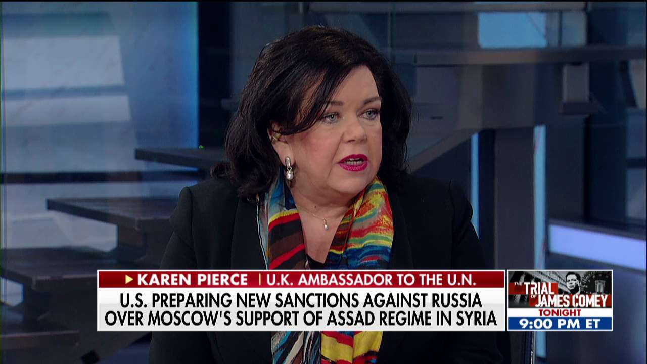 .@KarenPierceUN: 'We look to the Russians to come back into the international fold and help resolve this conflict.' https://t.co/U7alflMNQz