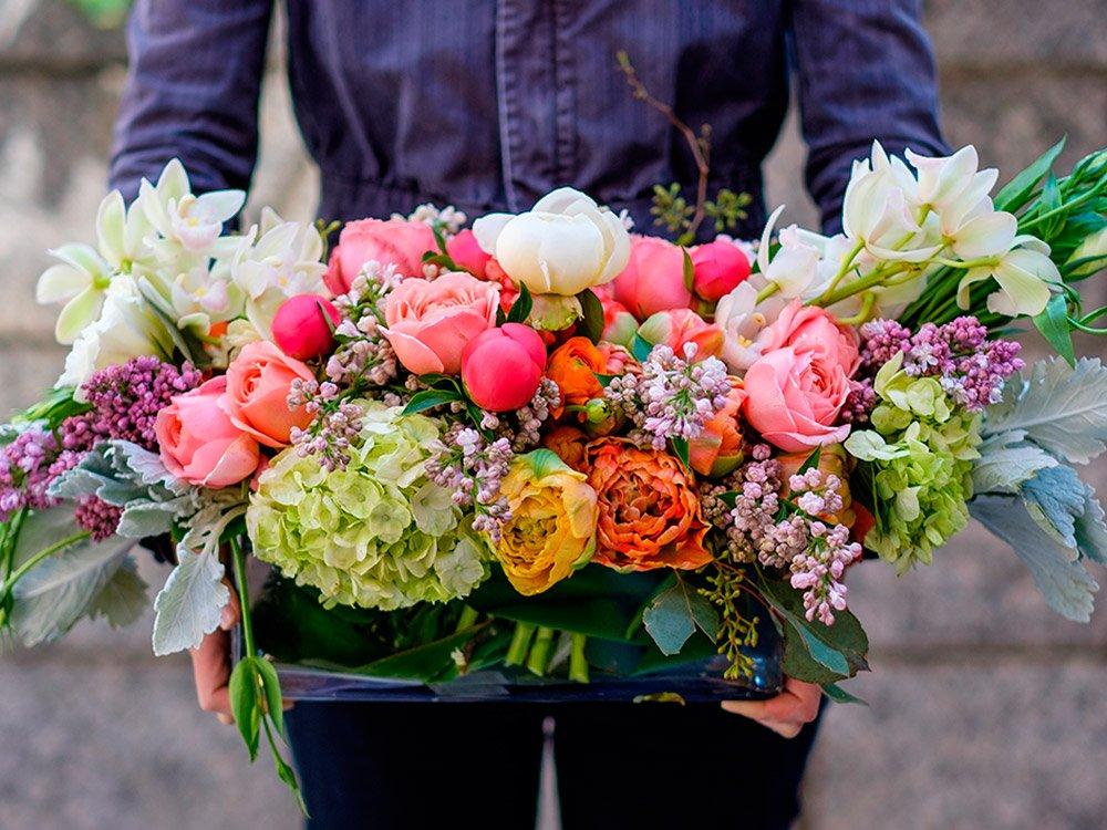Заказать цветы онлайн алматы, недорого