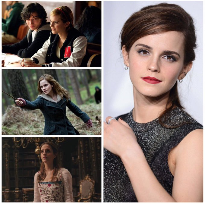 Happy birthday to Emma Watson (b.1990)!