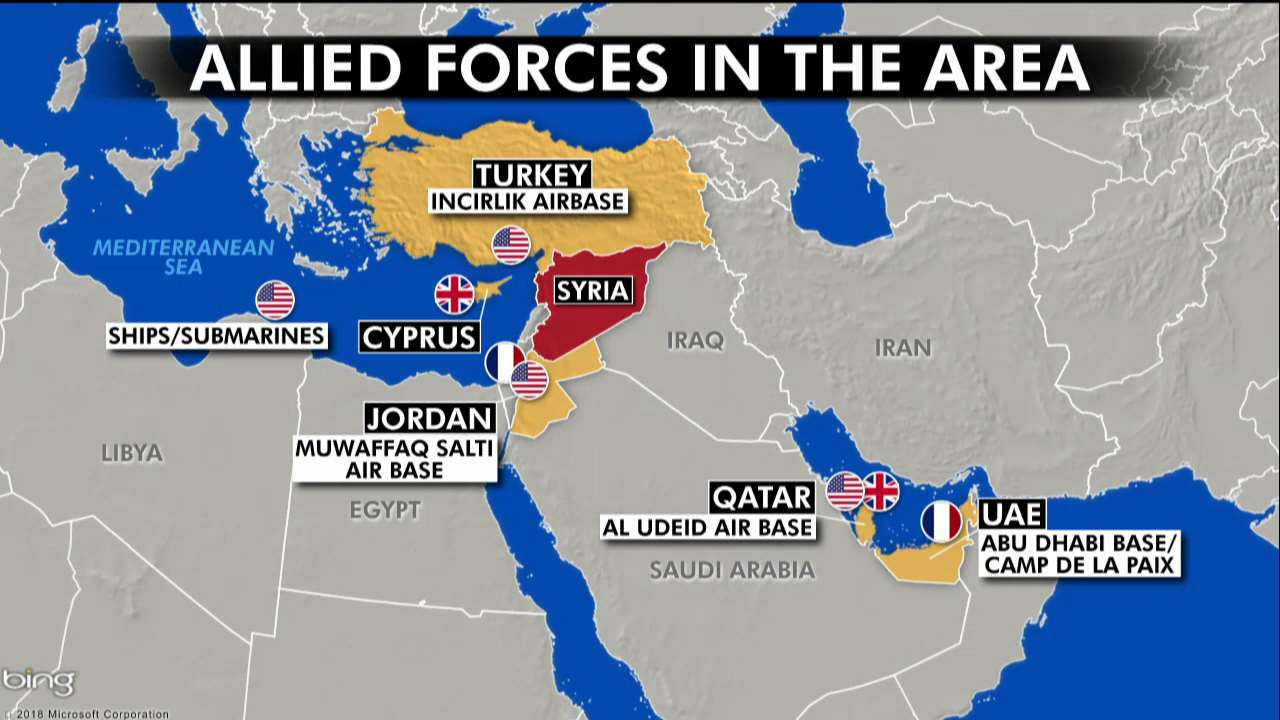 Allied forces near Syria. #FoxReport https://t.co/KOkW2u9aIG https://t.co/FaxazGsDP5