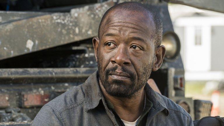 'Fear the Walking Dead' Star Lennie Jame...