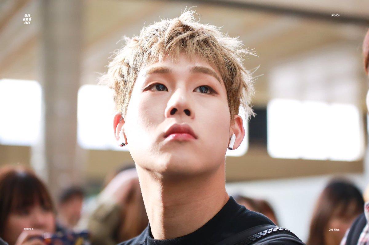 jooheon pics on twitter hey korean jesus onandon 1006