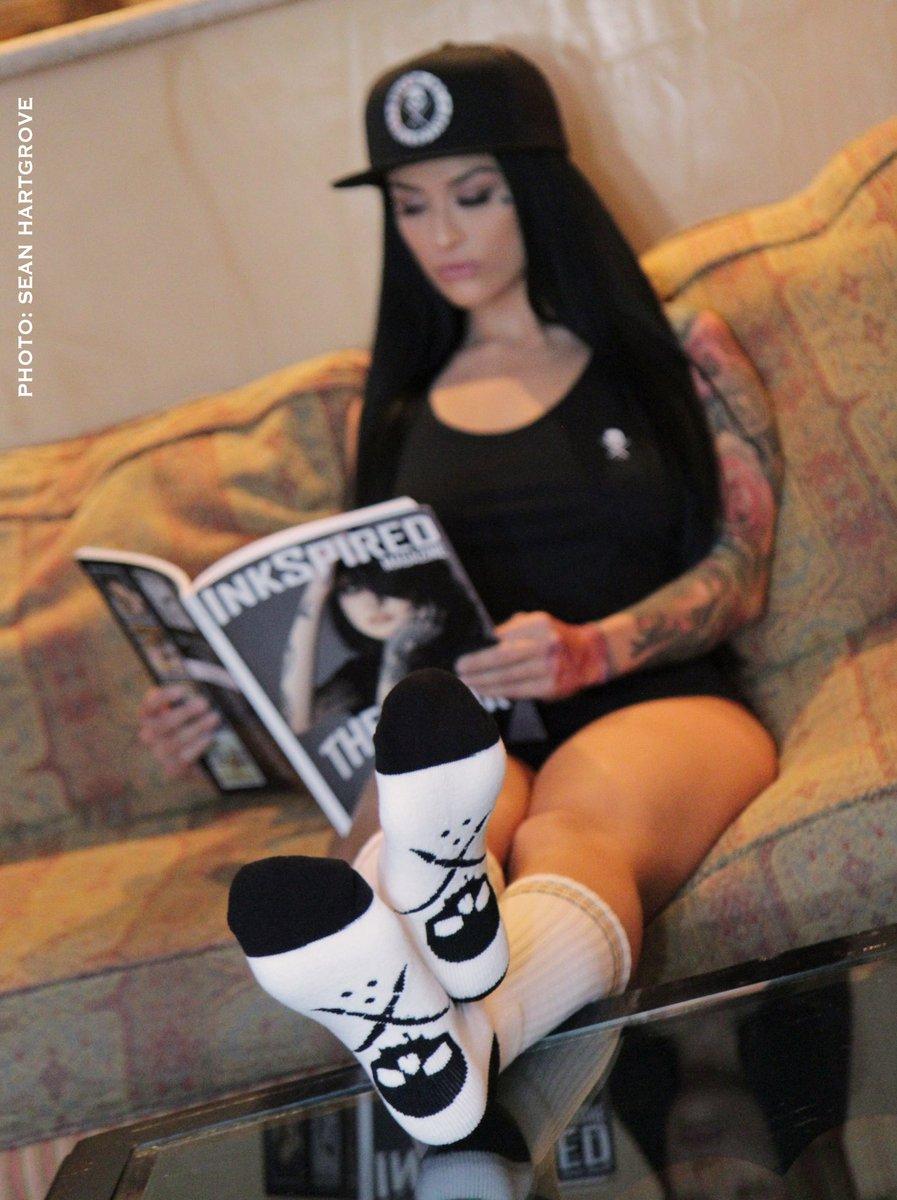 Katrina Jade  - I love <a hr twitter @kj_fetishmodel