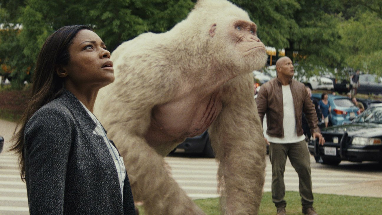 What Makes 'Rampage' a New Kind of Monster Movie https://t.co/7b5YT8rTzH https://t.co/HxPKuix2yi