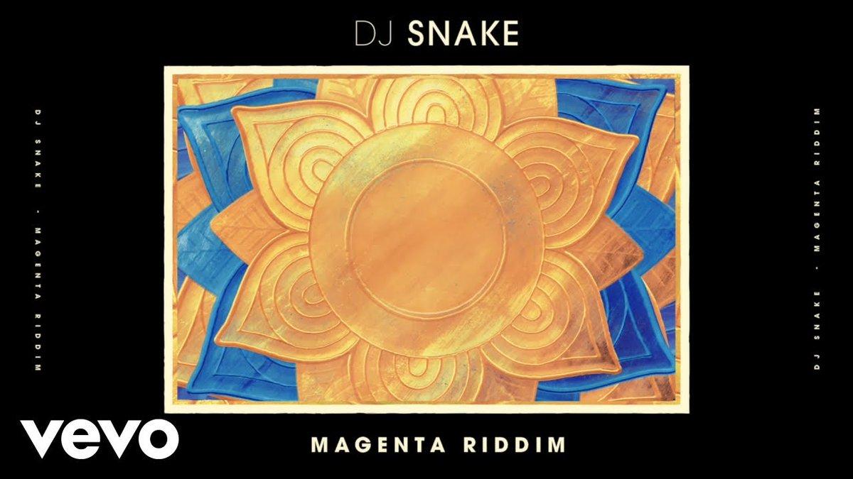 @djsnake – MAGENTA RİDDİM @DJSNAKE_ITALIA  @DJSnakeFans radyobeykent.com/qtvideo/dj-sna…