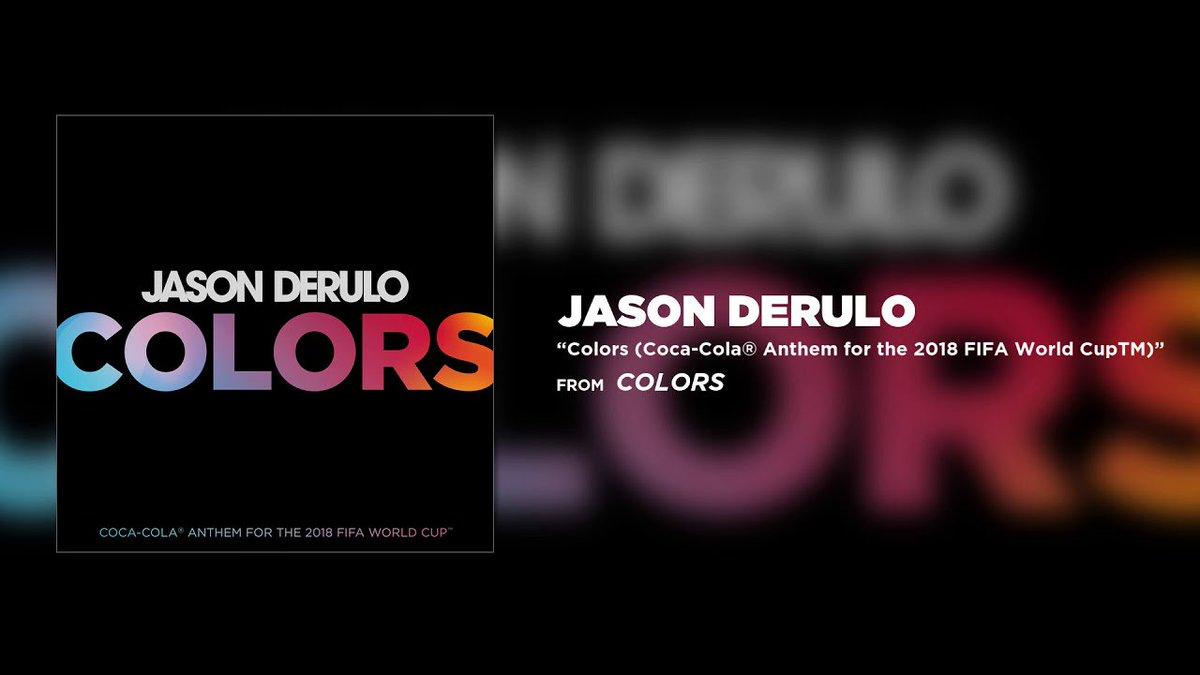 JASON DERULO – COLORS @jasonderulo  radyobeykent.com/qtvideo/jason-…