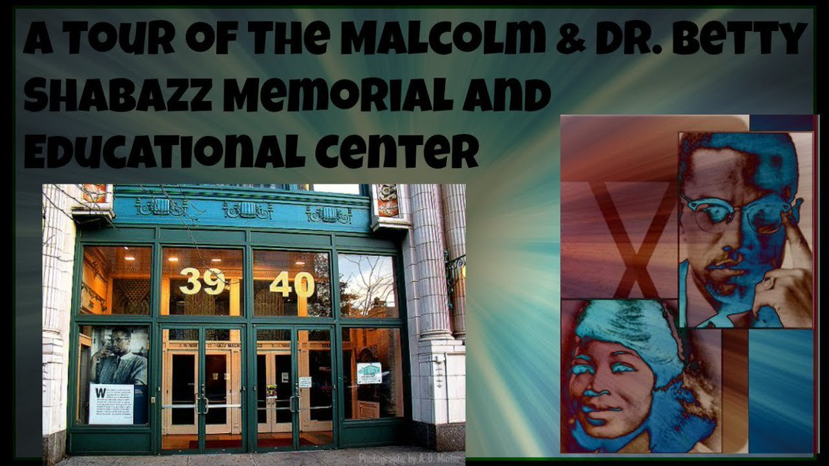 Please help save Malcolm X+Dr. Betty Shabazz Centre (restored AudubonBallroom). Been there. Prayed there. Amplify signal+donate if poss. @MrChuckD @SpikeLee @Cinemaniac625 @ajplus @saladinahmed @reghud @jricole @ATLBlackStar @BlackYouthProj @Kaepernick7 launchgood.com/project/reclai…