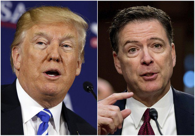 Comey says Trump 'morally unfit to be president,' thought Russian blackmail was 'possible' https://t.co/KuULtQ7ZCf