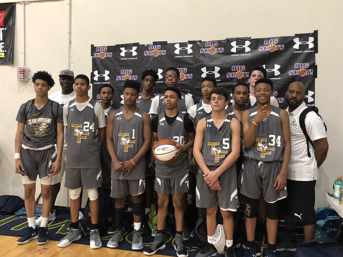 TeamForrest AAU On Twitter Congratulations To TF 9th Graders For