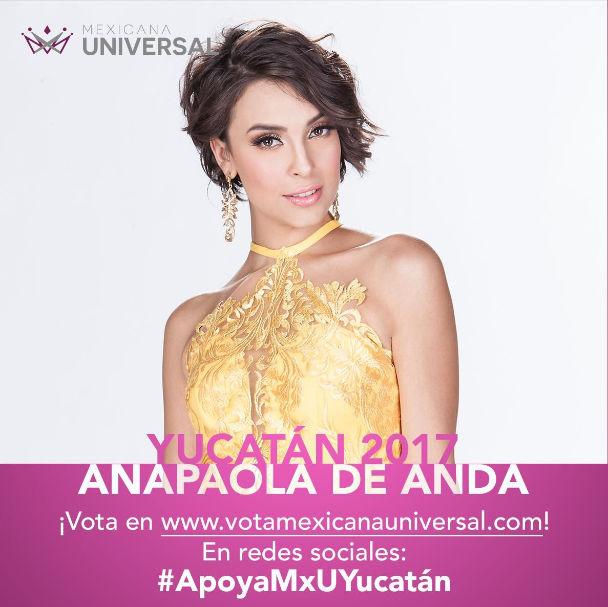 Penelope menchaca menchacaoficial twitter penelope menchaca added mexicana universal mxuoficial voltagebd Image collections