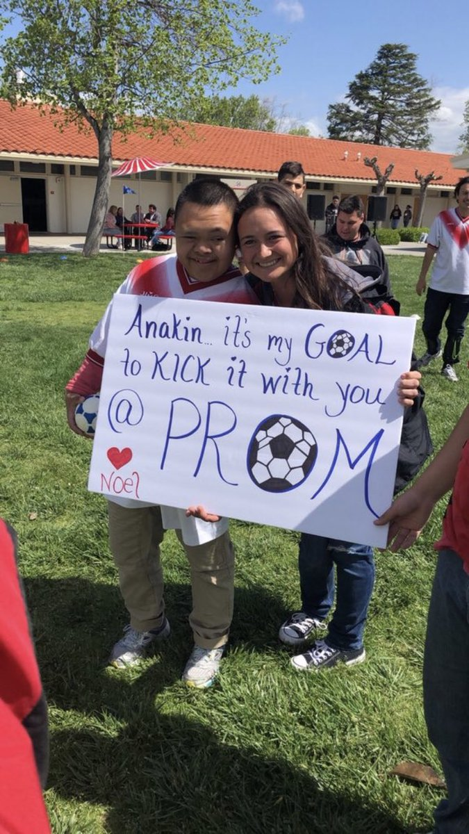 Anakin and Noel are ready for gifted prom on May 11th Hope to see you there!!! #ChooseToInclude #giftedprom2018<br>http://pic.twitter.com/T6lWiQScEB