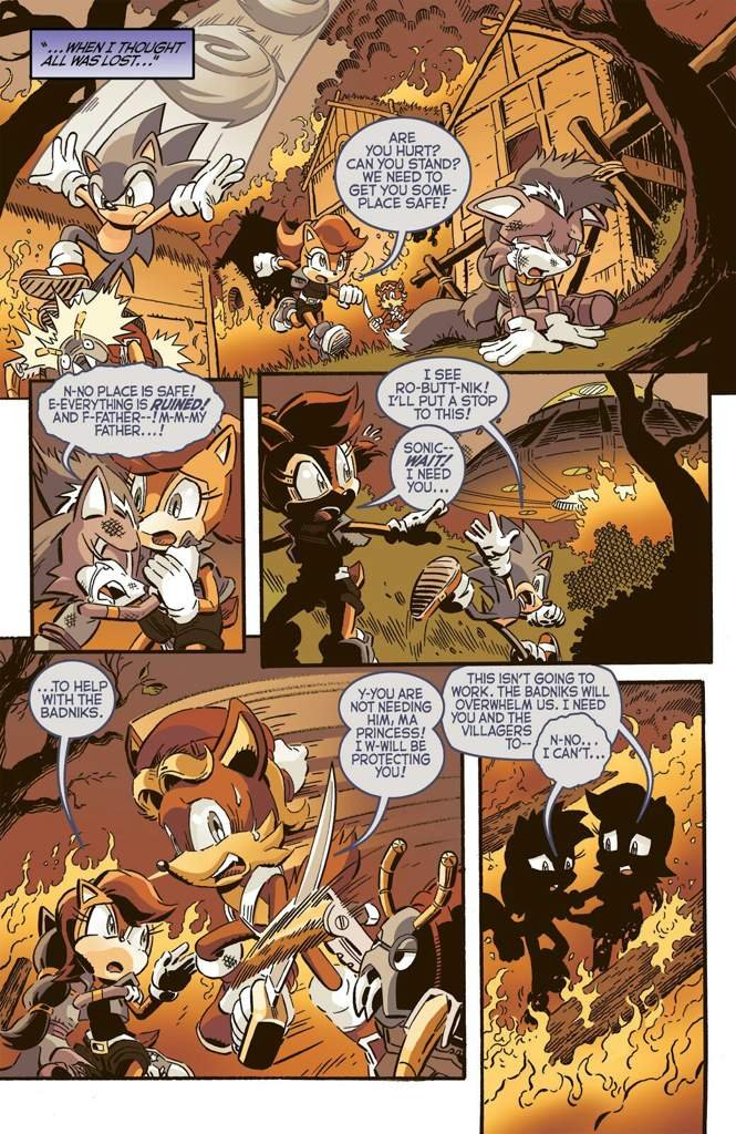 archie sonic online on twitter a sonic fancomic by sonic paradox