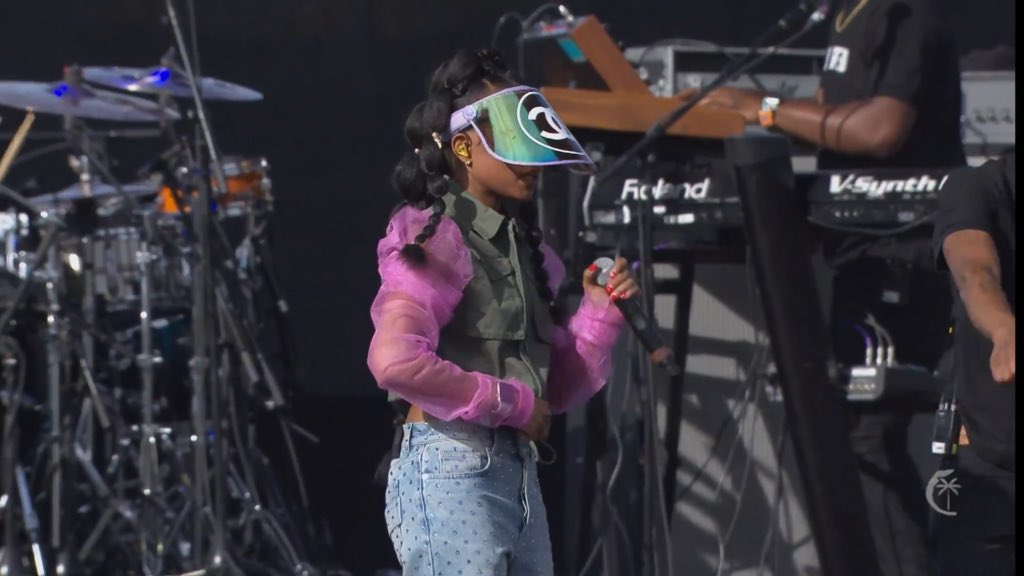 Dej Loaf is Live At #Coachella18 https://t.co/od2utLOH6Q