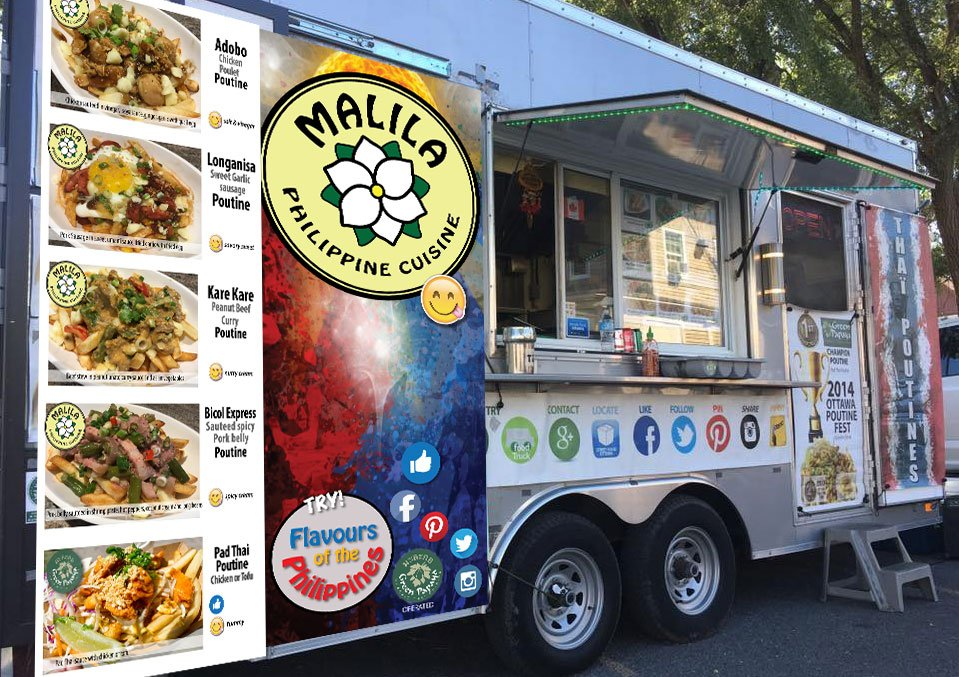 #new #filipino #cuisine #foodtruck in the block  Participating @PoutineFestCda #ottawa #Featuring #Flavours of the #Philippines with #fries #poutine #experience #savour #Filipino #Canadian #fusion https://t.co/EEqZkBuOAA