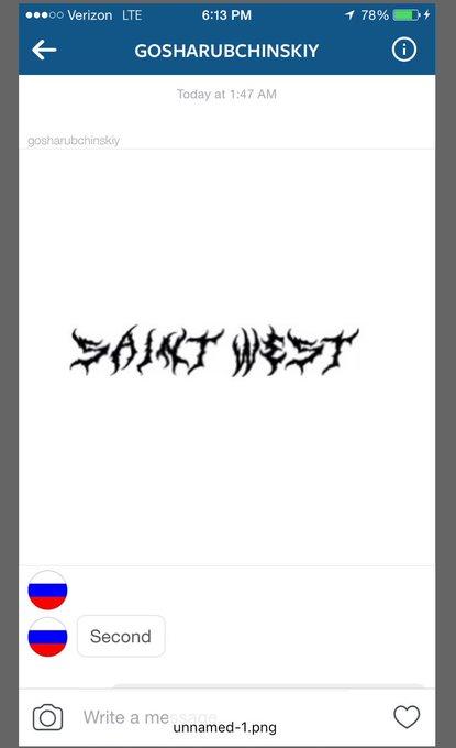 View image on Twitter  Kanye West Returns To Social Media Da3XfvKWkAMvRNo format jpg name small