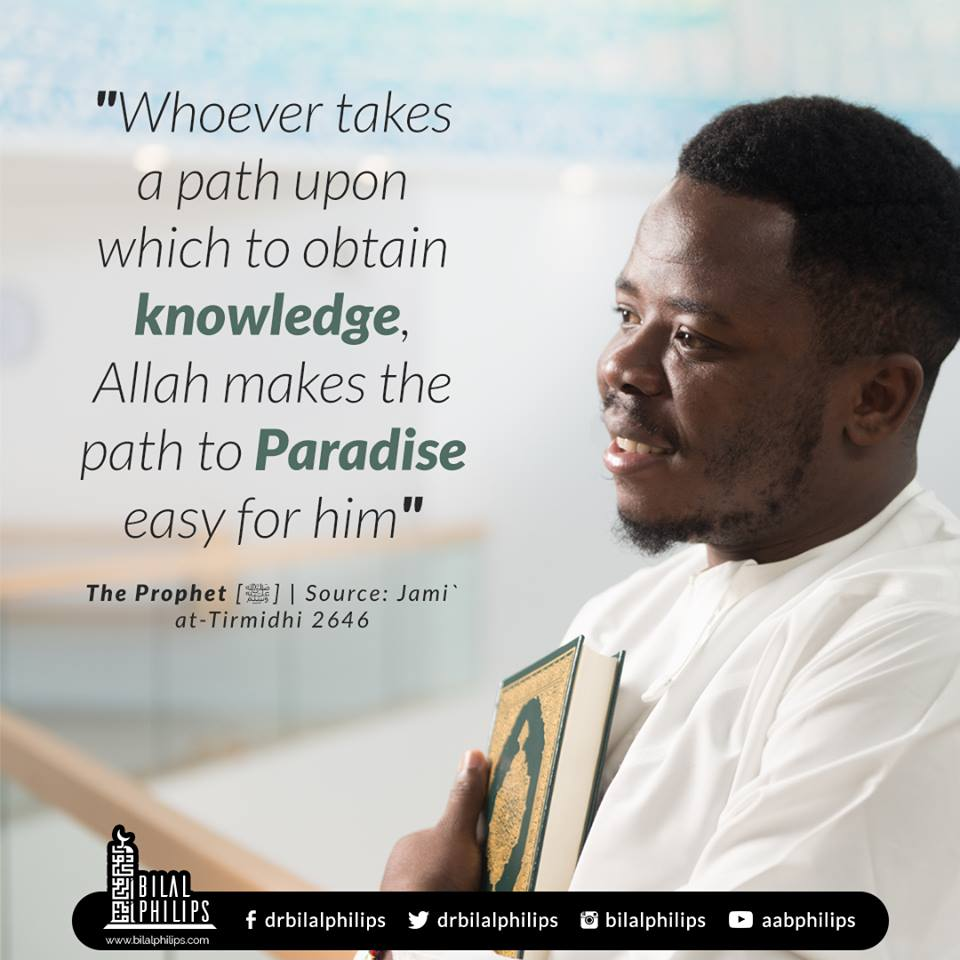 Knowledge is the ROAD to Paradise, and Islam is the vehicle that takes you to this destination of Paradise. #islam #paradise #Allah #Knowledge <br>http://pic.twitter.com/uOzsh4ZHM3