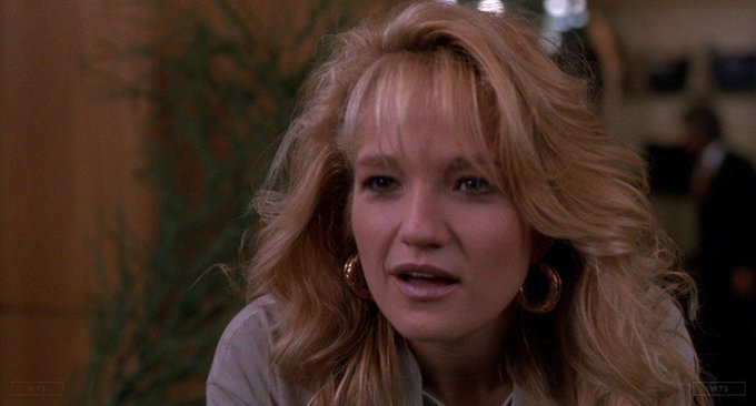 Ellen Barkin was born on this day 64 years ago. Happy Birthday! What\s the movie? 5 min to answer!