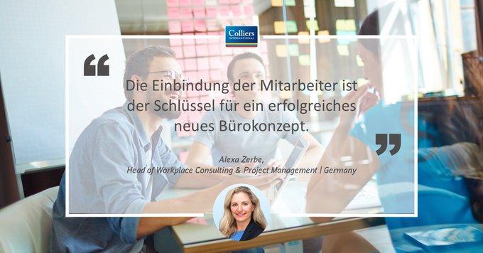 Die Art, wie wir arbeiten, befindet sich im Wandel: vom #smartworking bis zur klassischen Bürostruktur steigert #Workplace Consulting die Zufriedenheit und die Effizienz Ihrer Mitarbeiter:  t.co/0ISEm5k2KF