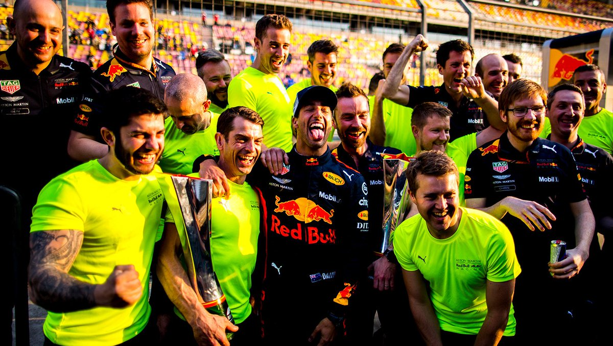 Red Bull Racing's photo on #ChineseGP