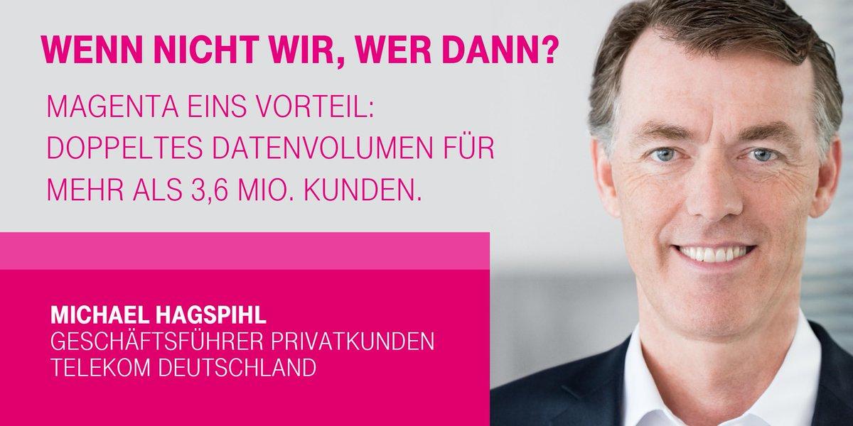 Deutsche Telekom Ag On Twitter Doppeltes Highspeedvolumen Für