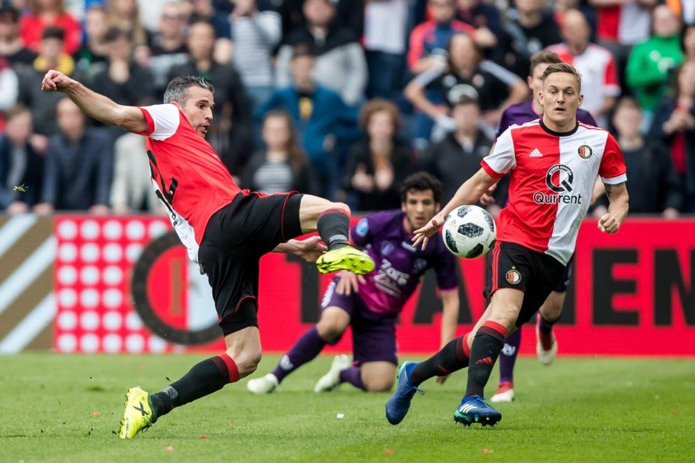 Feyenoord-Utrecht ❤️�� https://t.co/HC7X99zEqU