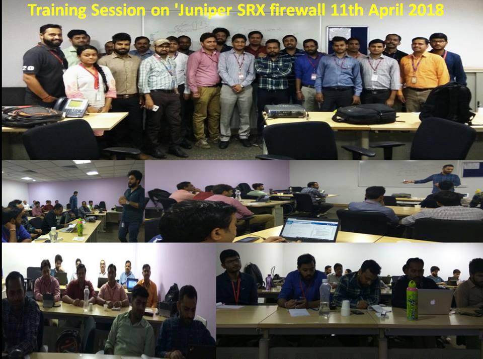 test Twitter Media - Training Session on 'Juniper SRX firewall ' for consultants in Delhi https://t.co/xnRAbsvYAz