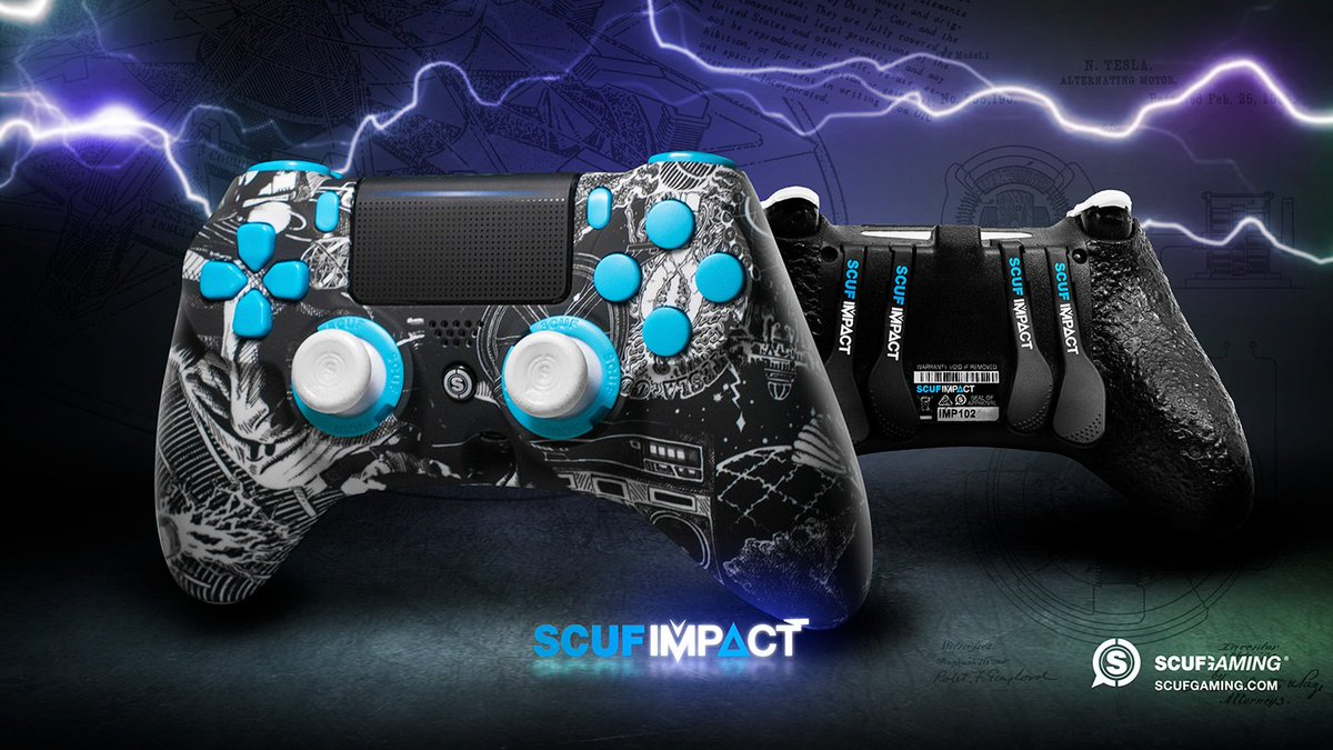 Change the tone of the game with the SCU...