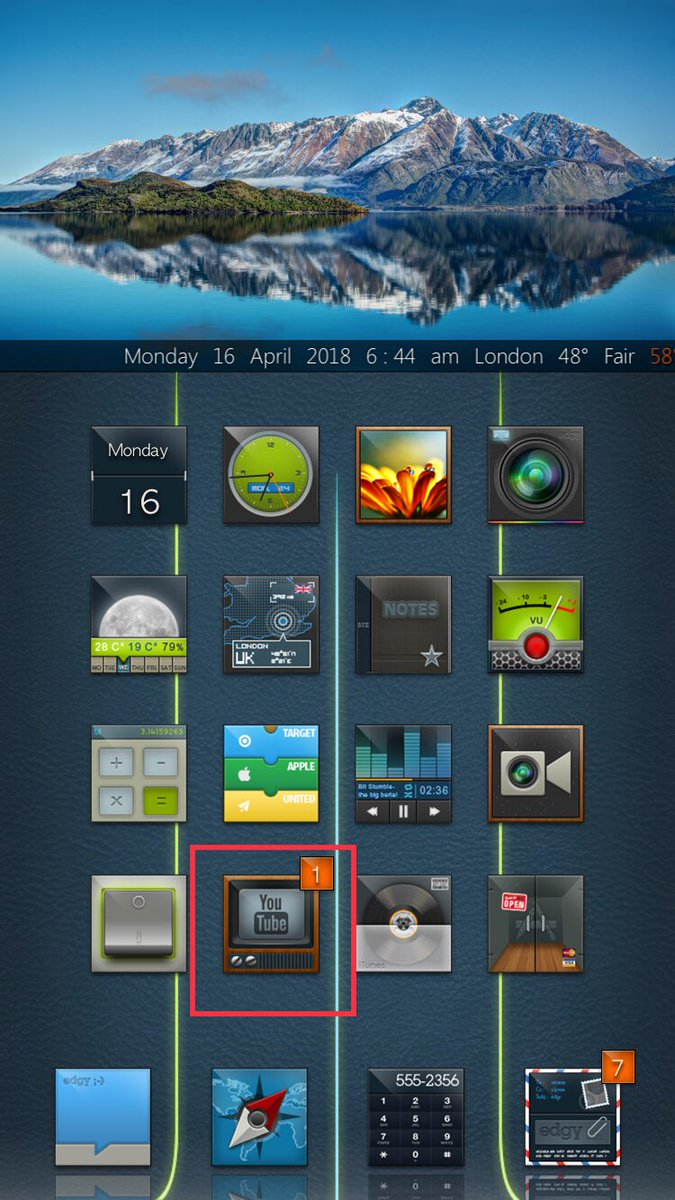 #Edgy11 users if you want to change the badges you will find a set of alt in the theme folder. You will find them in Bundles/com.apple.springboard. Copy and paste the ones you want and rename.  <br>http://pic.twitter.com/GrYYARkgdC