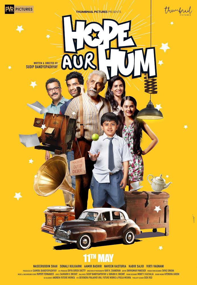 Hope Aur Hum (2018), Movie Cast, Story and Release Date