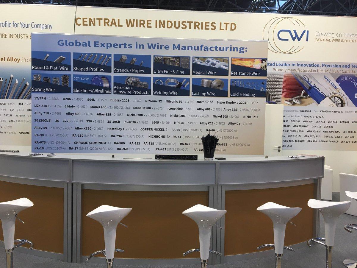 Central Wire Industries UK (@CentralWireUK) | Twitter