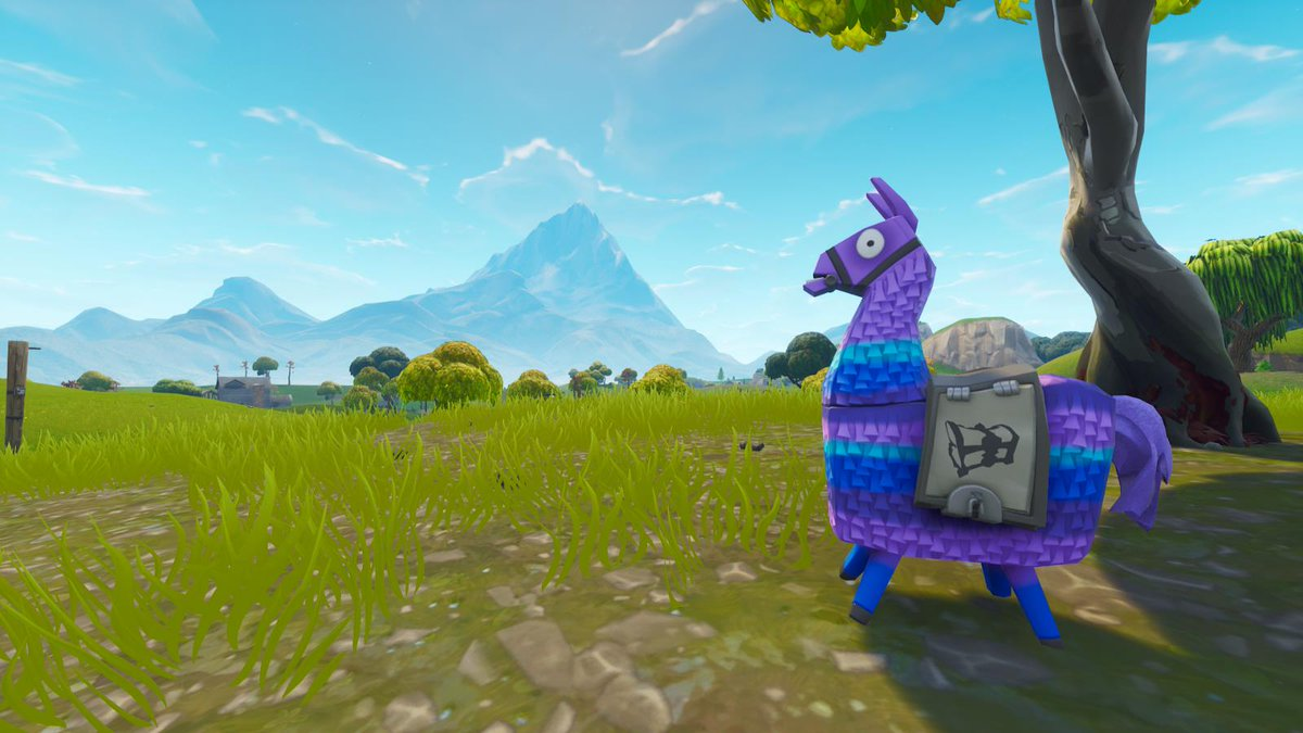 ... I Gathered Nearly 100 Different Screenshots From All Over The Fortnite  Map That Iu0027m Sharing With You Guys To Use For Backgrounds, Wallpapers, ...
