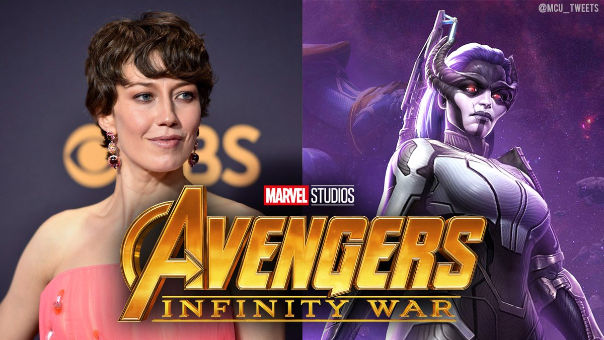 MCU News & Tweets's photo on Carrie Coon