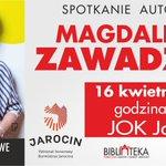 Image for the Tweet beginning: TO JUŻ DZISIAJ! Spotkanie z