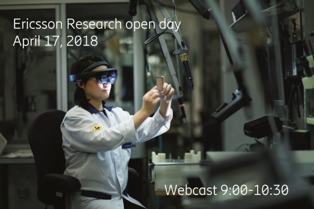 Accelerating industry digitalization with #5G. Join Ericsson Research open day webcast tomorrow April 17 at 9 am CET. Read more here: #EricssonResearch #webinar https://t.eric.sn/2qB1Rj7 #TeamEricssonpic.twitter.com/mbkCOti9RC