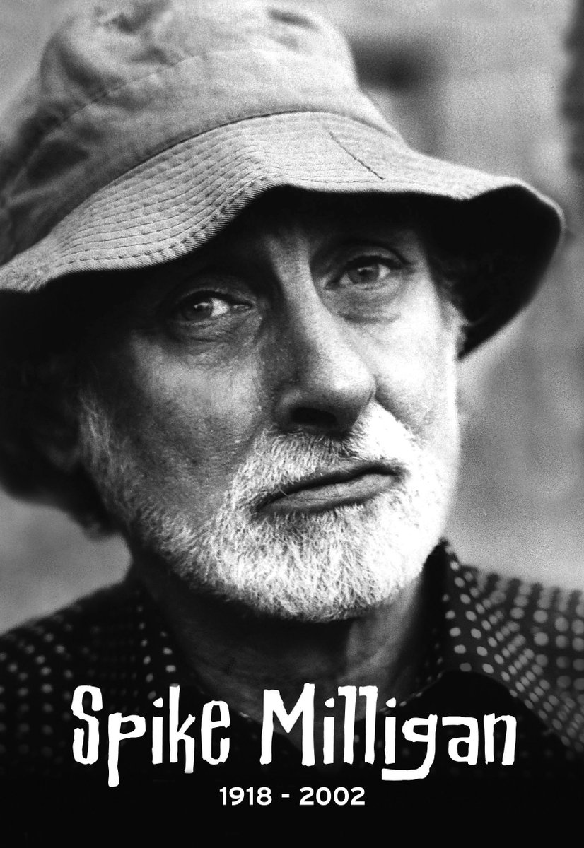 Last Exit To Nowhere's photo on Spike Milligan